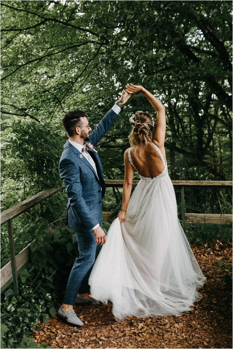 Hochzeitsfotograf Trier Daniela Daniels Boho Glam Hochzeit